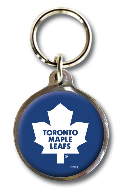 Toronto Maple Leafs NHL Dog ID Tag