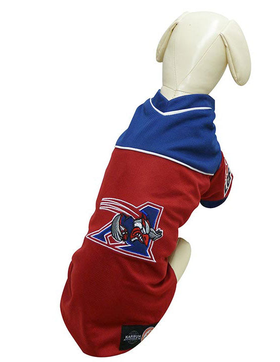 Montreal Alouettes CFL Dog Jersey