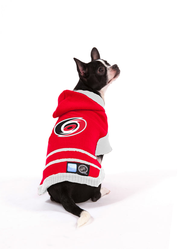 Carolina HURRICANES NHL Dog Sweater