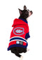 Montreal Canadiens Dog Sweater
