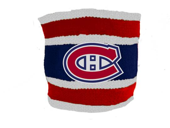 Montreal Canadiens NHL Dog Neck Warmer