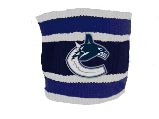 Vancouver Canucks NHL Dog Neck Warmer