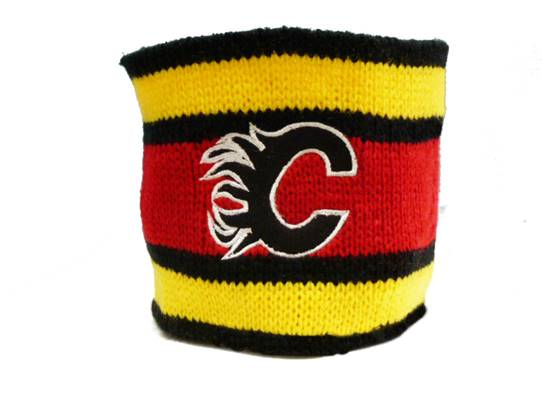 Calgary Flames NHL Dog Neck Warmer
