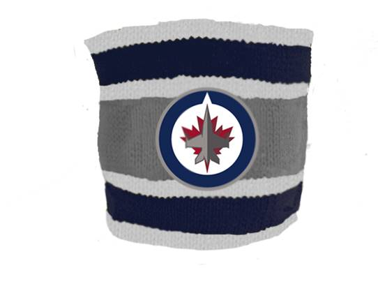 Winnipeg Jets NHL Dog Neck Warmer