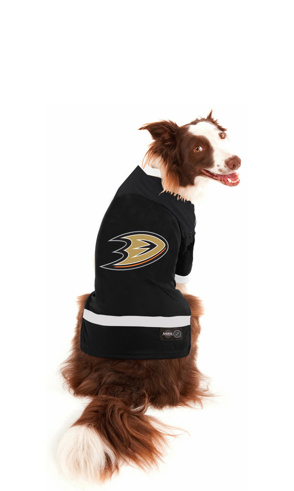 Anaheim Ducks NHL Dog Jersey