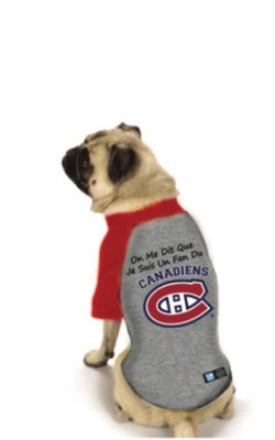 Montreal Canadiens NHL Fan Shirt FR