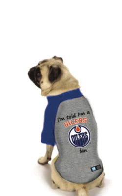 Edmonton Oilers NHL Fan Shirt