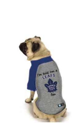 Toronto Maple Leafs NHL Dog Fan Shirt