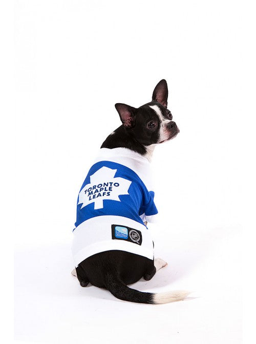 Toronto Maple Leafs NHL Dog Jersey