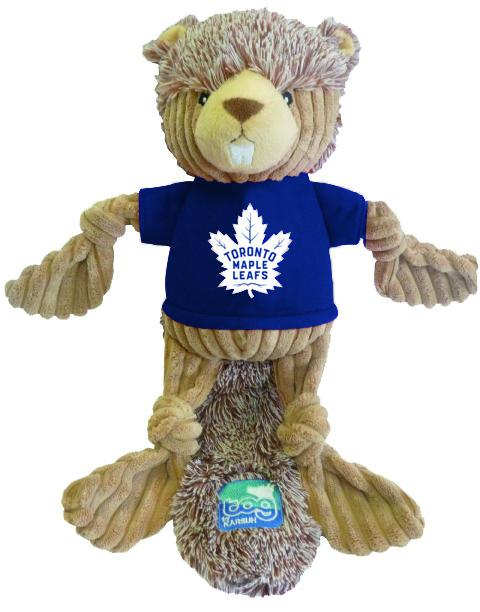 Toronto Maple Leafs Nhl Beaver Pet Toy