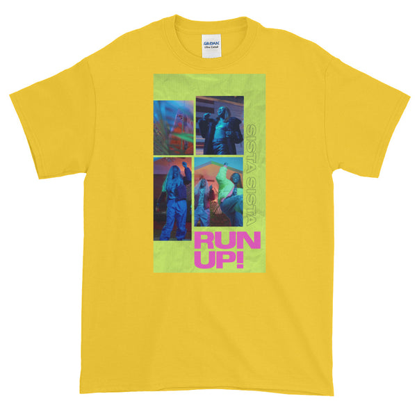 Sista Sista - Run up T-Shirt #1