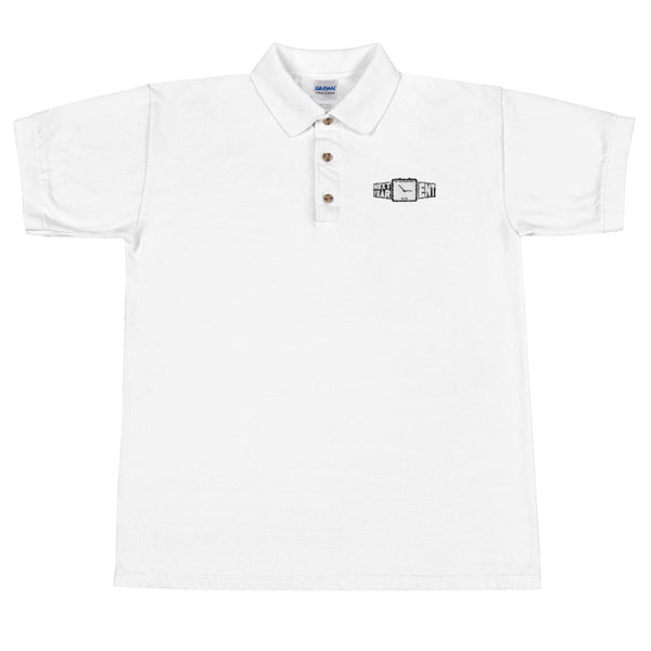 NYE Embroidered Polo Shirt