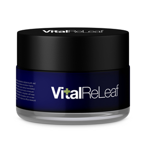 VitalReLeaf™ Topical Lotion 2 oz - 500mg