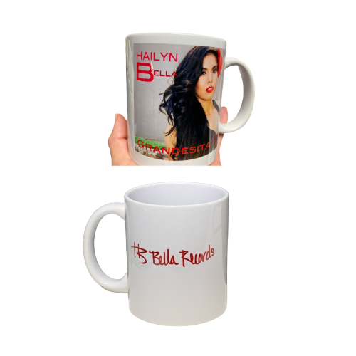 Hailyn Bella GRANDESITA coffee mug