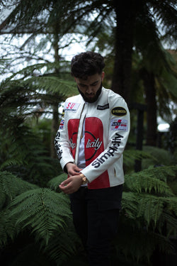 Simplicity Limited Edition Motorbiker Jacket