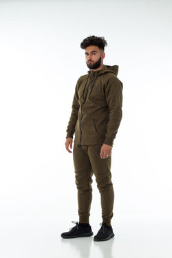 Khaki / Simplicity Tech Pants