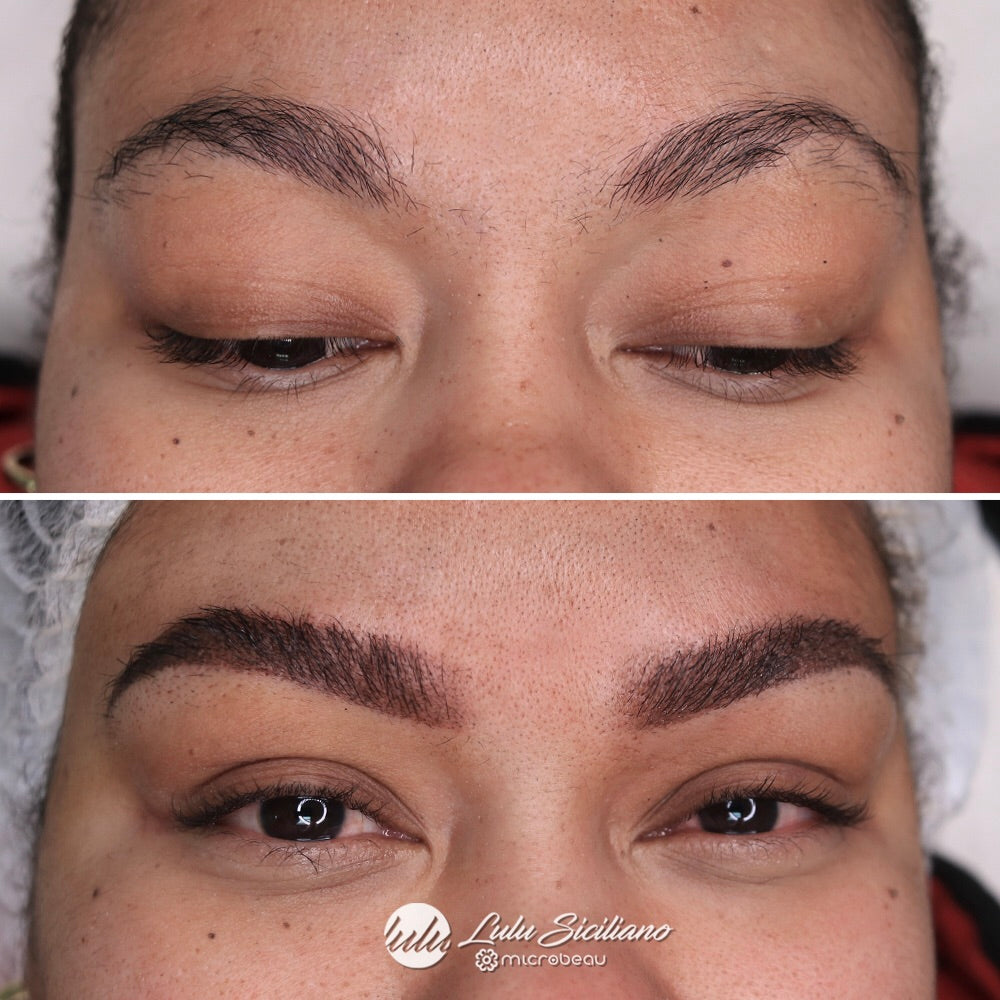 Ombre Powder Eyebrows