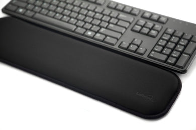 Cushioned Keyboard Rest, Wide Ergonomic Support - 5in x 18in -