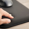"LOFTMAT (8.5x11.5 inch) Cushioned Mouse Pad  - ""The Office Executive"" - Black Color"