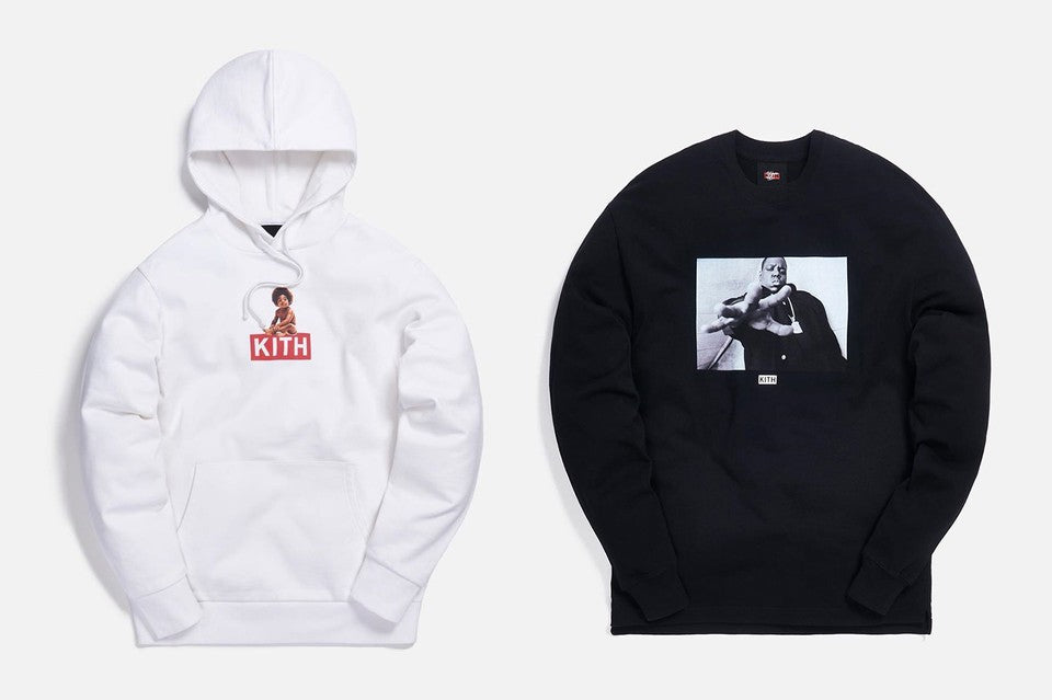 Nouvelle collection KITH x The Notorious B.I.G