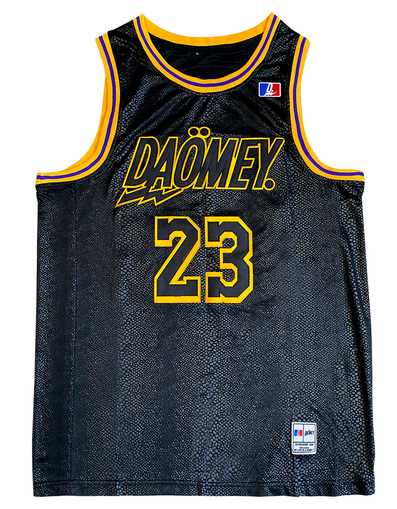 Broly Daömey League Jersey ( Snake Skin Edition )