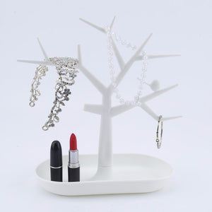 Multifunctional Tree Shaped Jewelry Display Stand