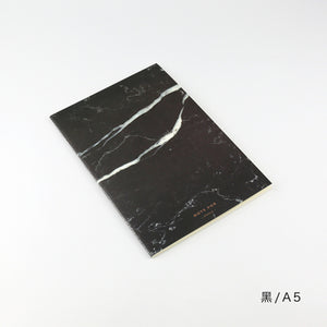 Marble Designs Soft Cover Notebook Diary
