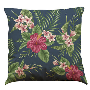 Fashionable High-Quality Linen Printed Square Throw Pillow Covers