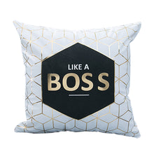 Simple Fashion Home Decorative Throw Pillow Case