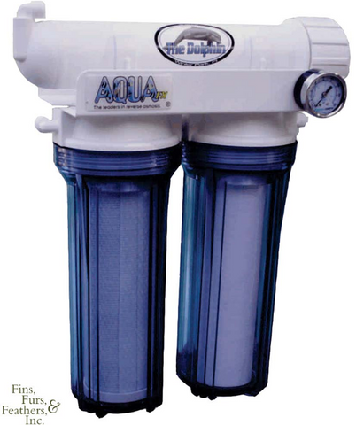 AquaFX Dolphin Reverse Osmosis System- 100 GPD