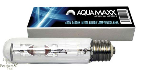 14000K Metal Halide Bulb - AquaMaxx, Mogul Base