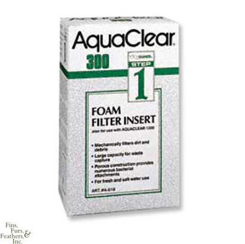 Aqua Clear 70 Foam Filter Block