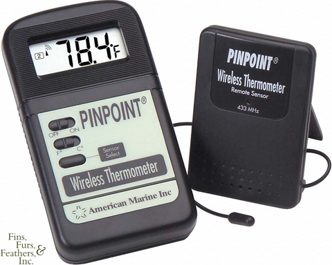 American Marine Pinpoint Wireless Thermometer (includes one sensor)