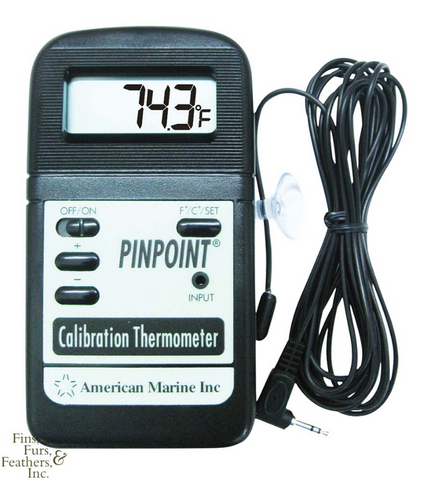 American Marine Pinpoint Digital Calibration Thermometer