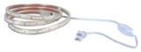 Accel Aquatics Warm-White High Output Water Resistant LED Strip Light with Transformer - 6 foot
