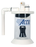 Accel Aquatics BioPellet and Filter Media Reactor - FR-16