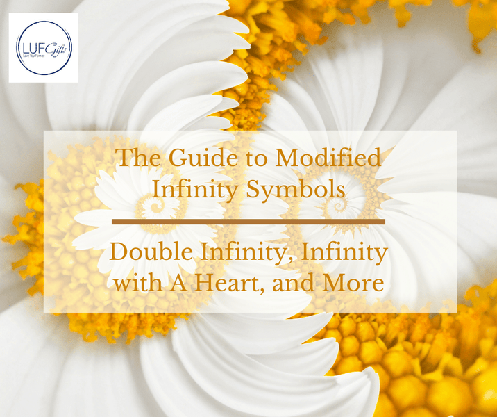 The Guide to Modified Infinity Symbols: Double Infinity, Infinity with A Heart, and More