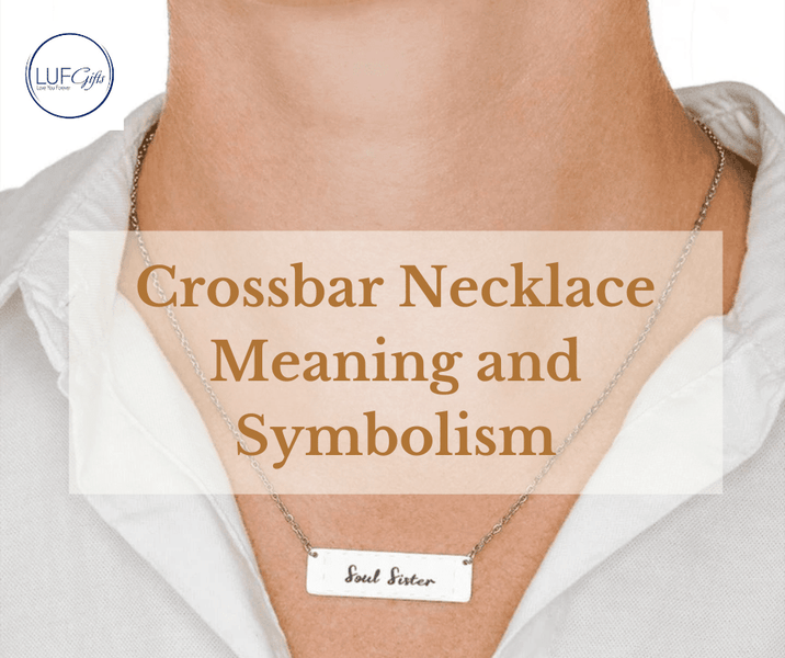 Crossbar Necklace Meaning - and Symbolism