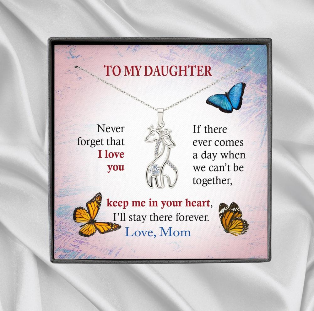 To My Daughter - Keep Me in Your Heart
