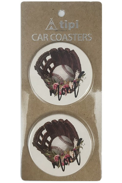 Car drink coasters