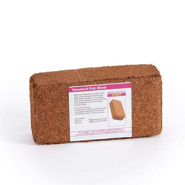 Coir Blocks  -  Wildlife and Garden