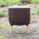 Urbalive Worm Composter From Wiggly Wigglers - 20 Litre Brown | Unit + Starter Pack