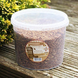 Dried Mealworms  -  Birdfood