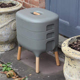 Urbalive Worm Composter Wormery From Wiggly Wigglers - 20 Litre Stone | Unit + Starter Pack  -  Wormeries
