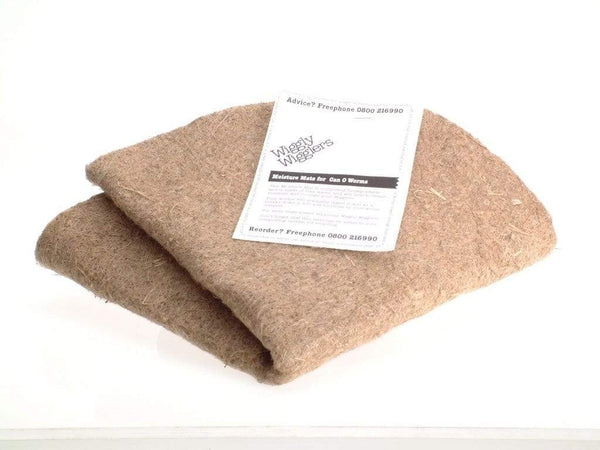 Wiggly Moisture Mats for Can-O-Worms - Extra Thick  -  Composting