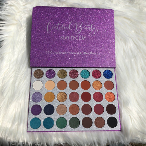 """SLAY THE DAY"" Eyeshadow Palette"