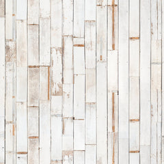 Bali Wooden Boards Mural Wallpaper (SqM)