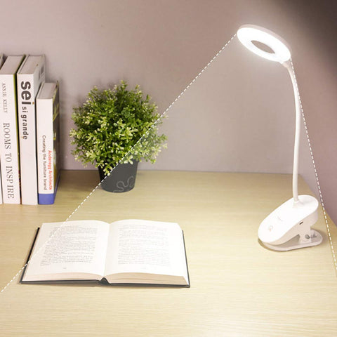Flexible Angel Ring LED Lamp