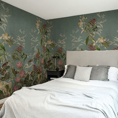 Jungle Lush Oxygen Mural Wallpaper (SqM)