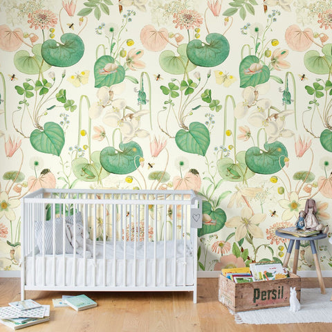 The Orchard Bloom Mural Wallpaper (SqM)